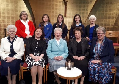 Televised Mass to celebrate 150 Years since the foundation of the  Holy Faith Sisters by Margaret Aylward